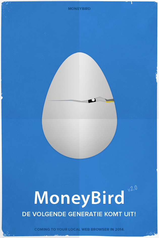 Moneybird v2.0 - Coming in 2014