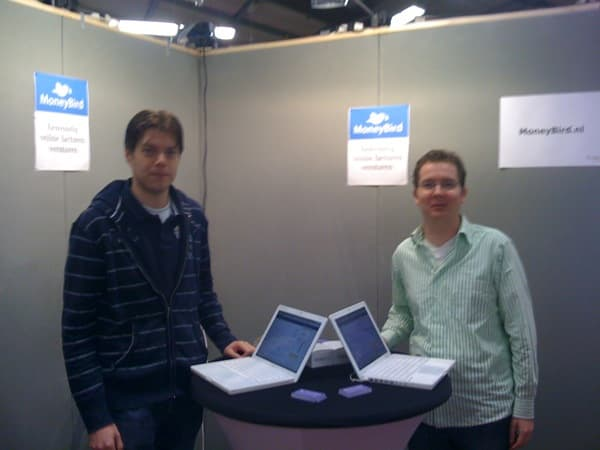 De Moneybird facturatie software stand